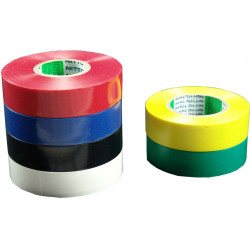 10M INSULATION TAPE BLACK BLUE, RED WHITE GREEN YELLOW