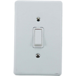 1 LEVER COVER PLATE