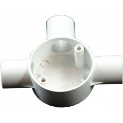 20mm 3WAY SIDE ENTRY (PACK OF 20)
