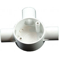25MM 3WAY SIDE ENTRY (PACK OF 20)