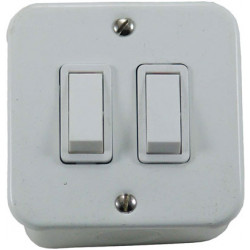 2 LEVER INDUSTRIAL SWITCH
