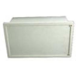 2X4 PLUG BOX PVC TYPE