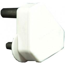 3 PIN 16 A WHITE PVC