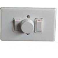 4X2  800W 2LEVER + DIMMER SWITCH