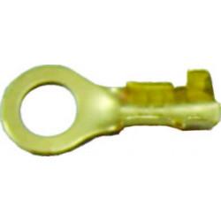 5MM BRASS RING PREPACK(8PC)
