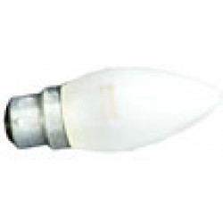 7W BC CANDLE ENERGY SAVER WW (B22)