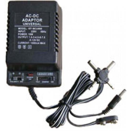 ACDC ADAPTOR 1000mA