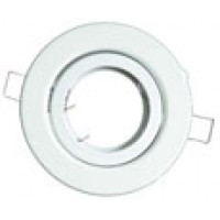 DOWNLIGHTER SWIVEL WHITE