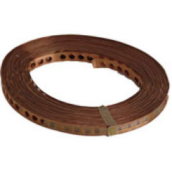 GEYSER BONDING STRAP 10M ROLL