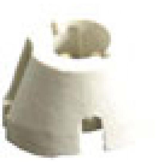 PORCELAIN BC SKIRTED (B22)